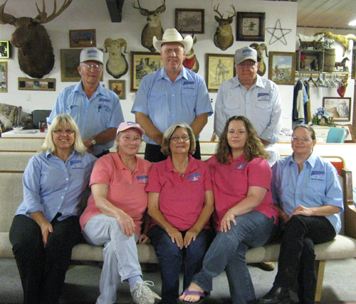 Newkirk Auction Co. Staff